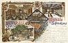 AStgM, Neg. 3468, Gruss aus Festsäle Spandau, Postkarte, 1901